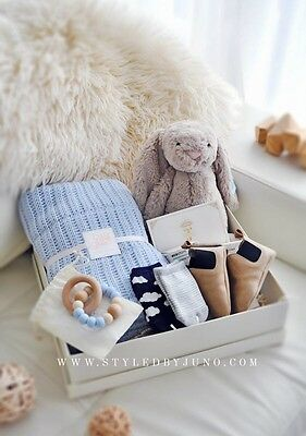 Baby Boy Gift Box - Little Charming