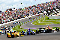"2019 Indianapolis 500 "" AISLE SEATS ""  PLUS  - Ĺegends Concert & Parking Passes"