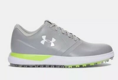 93c86b1149ec0 UNDER ARMOUR PERFORMANCE Spikeless Golf Shoes 1297176-035 Woman US 5.5 NEW  $130
