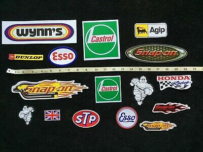 Snap - On Toolbox Graphics Decals Vinyl stickers X 16