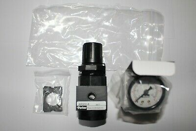 Ar (Ar200 / 320 /420) Series- Pressure Regulator With Locking Adustment Knob.