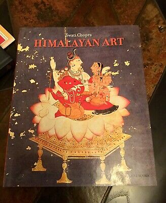 Himalayan Art  by Swati Chopra. Hardback Book In DJ. VGC.
