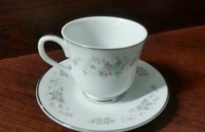 CARLTON CROSAGE ...481 Cup and Saucer