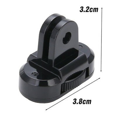 Tripod Mount Adapter Converter To 1/4'''' Thread Screw For GoPro Action Camera