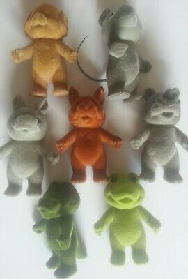 Sylvanian Families Forest Friends Baerenwald - Fox, Rhino, Crocodile, Donkey etc