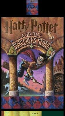 Harry Potter Audio Books read by Stephen Fry