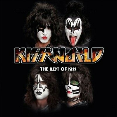 New 2019 Kissworld: The Best Of Kiss Mexican Cd Made In Mexico
