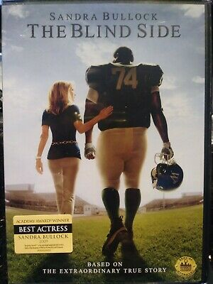 The Blind Side (DVD, 2010) BRAND NEW Sandra Bullock Tim McGraw Quinton Aaron