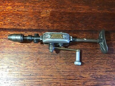 Coxhead Industrial Engineering Hand Drill, Made in Melbourne