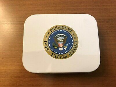 White House Presidential Whitman's Candy Box - Gifts To Visitors To The Wh