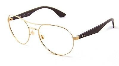 e09d81a570 Ray Ban RB3536 112 2Y 67mm Sunglasses Matte Gold  Black Frames ONLY RX  Glasses