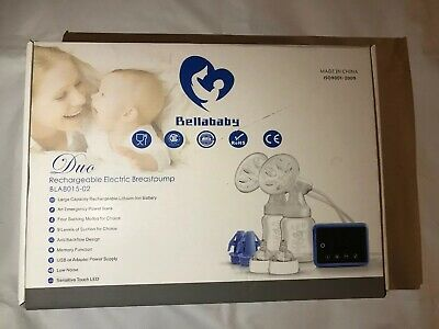 Bellababy DUO Rechargeable Double Electric Breast Pump