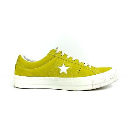00d0177be2 Golf Wang Golf Le Fleur X Converse One Star Tyler The Creator Yellow Suede  11