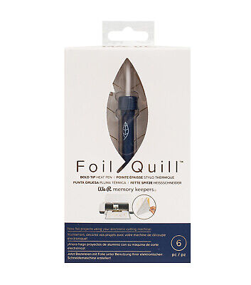 We R Memory Keepers Foil Quill Bold Tip Heat Pen  660622 NEW