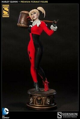 Harley Quinn Premium Format Figure by Sideshow - Exclusive!!!  Great w/ Joker!!