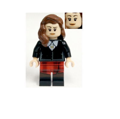 LEGO CLARA OSWALD from DOCTOR WHO MINIFIG figure minifigure dr 21304 new