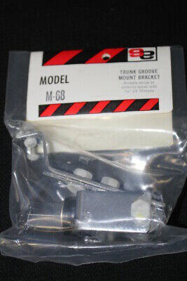 NOS Antenna Specialists ASPSD917M Trunk Lip Mount Elevated Feed Cellular Antenna