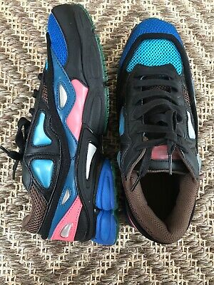 huge selection of 80a1e fbe98 Adidas By Raf Simons Mens Shoes Leather Trainers Sneakers Size 9.5