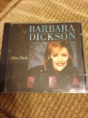 Barbara Dickson - After Dark - Barbara Dickson CD P6VG The Cheap Fast Free Post