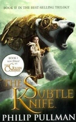 Good, The Subtle Knife: The Golden Compass (His Dark Materials), Philip Pullman,