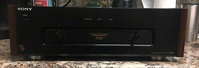 Sony TA-N330ES Twin Drive Stereo Power Amplifier HIGH END AUDIOPHILE! w/ OB!
