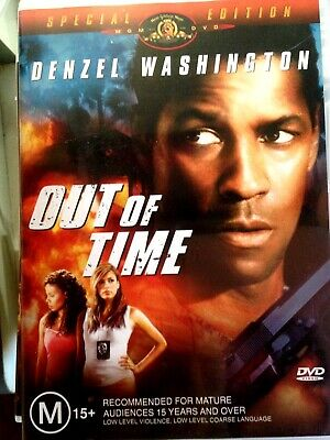 Out Of Time (DVD, 2005) PRE-OWNED ( H )