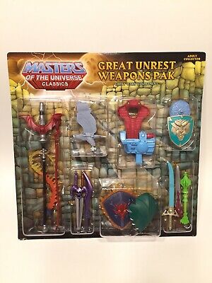 MOTU Masters of the Universe He Man Classics Great Unrest 200X Skeletor