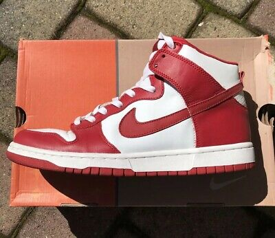 promo code 8043a d2373 2003 Nike Dunk High Varsity Red Size US 11 Vintage