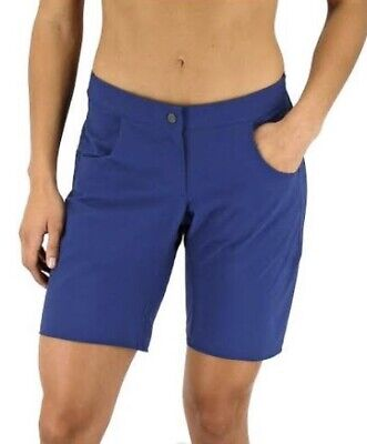 ADIDAS TERREX OUTDOOR Solo Shorts XS NWT Mystery Blue Womens