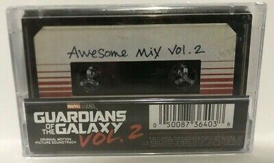 Guardians of the Galaxy: Awesome Mix Vol 2 by Various Artists (Cassette)