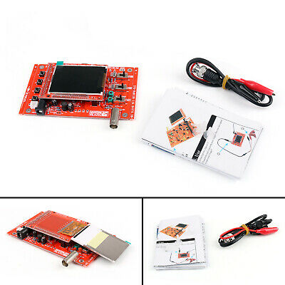 """Fully Assembled DSO138 2.4"""" TFT Digital Oscilloscope (1Msps) with FREE Probe"""