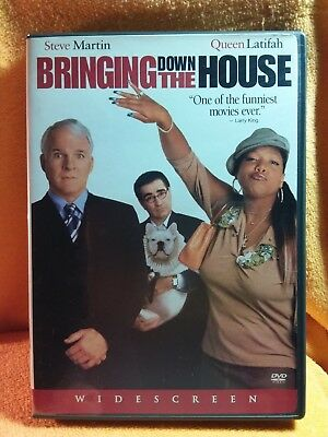 Bringing Down The House Dvd  @steve Martin  @queen Latifah  *visit Our Store