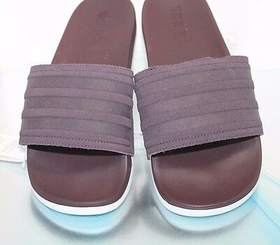 f47ad5909f17a3 ADIDAS ADILETTE COMFORT Slide Sandals - Women s Size 9 - Dusty Rose ...