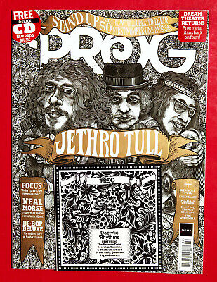 Jethro Tull - A New Day Magazine #96