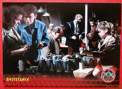 DALEKS INVASION EARTH 2150 - Card #32 - Resistance - Unstoppable Cards 2014