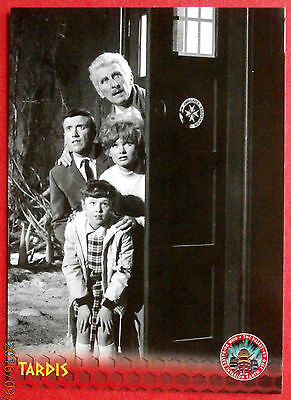 DR WHO AND THE DALEKS - Card #52 - TARDIS - Unstoppable Cards 2014