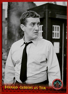 DR WHO AND THE DALEKS - Card #45 - BERNARD CRIBBINS as Tom- Unstoppable Cards