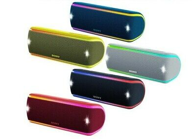 Sony SRS-XB31 Portable Bluetooth Speaker W/ Extra Bass (Black/Blue/White/Red)