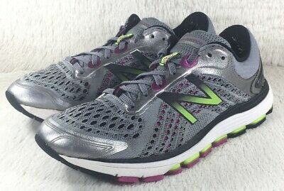 dcede07fade4c New Balance 1260 v7 Shoes Womens Athletic Running Cross Training W1260GP7  Sz 11