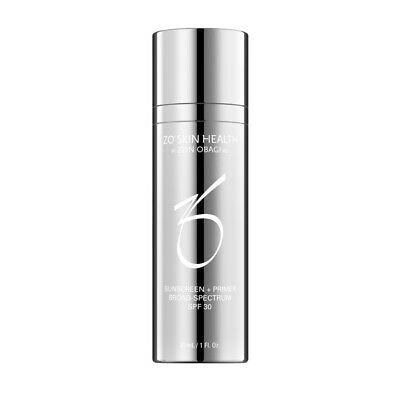 ZO Skin Health - SUNSCREEN + PRIMER SPF 30 UVA/UVB Protection