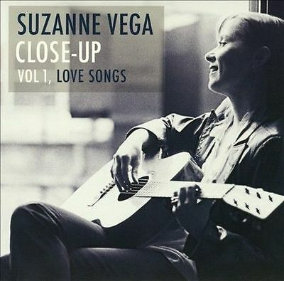 Close-Up, Vol. 1: Love Songs by Suzanne Vega (CD, Jun-2010,...