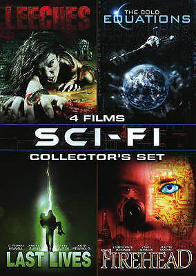 Sci-Fi Collector's Set, Vol. 4 (DVD, 2010) **BRAND NEW**