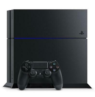 Sony Japan PS PS4 PlayStation 4 Game Console Black 500GB CUH-1200AB01 F/S