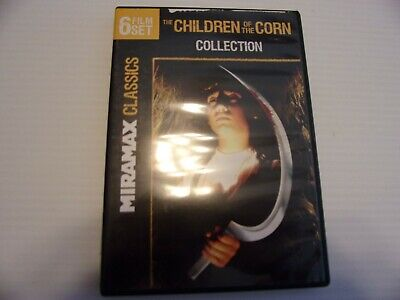 The Children of the Corn Collection: 6 Film Set (DVD, 2011, 2-Disc Set)