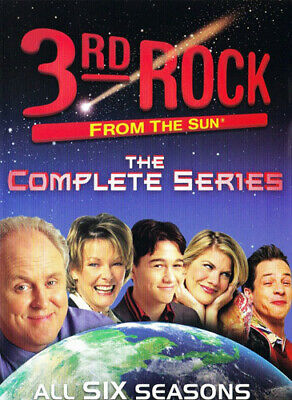 3rd Rock from the Sun: The Complete Series (17 Disc) DVD NEW