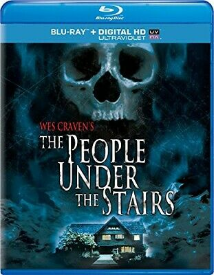 The People Under the Stairs (Wes Craven's) BLU-RAY NEW