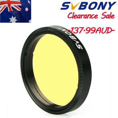 """SVBONY  H-Alpha 7nm 1.25""""Filters Narrowband Astronomical Photographic Filter AU"""