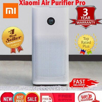 Xiaomi Mi Air Purifier 2S OLED Home Smart APP Smoke Dust Peculiar Smell Cleaner@