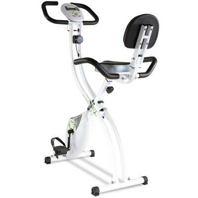 Tecnovita by BH Back Fit - Bicicleta estática plegable, Unisex adulto
