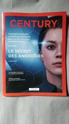 Magazine Century - Detroit Become Human (PS4) - Rare